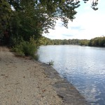View of the river near Big Slackwater